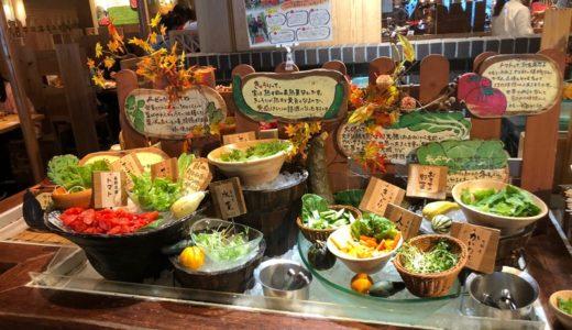天王寺【おひさまのえがお】1番人気の健康ビュッフェ!大満足できます